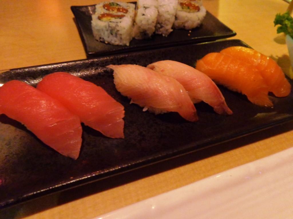 Izakaya Ninja sushi