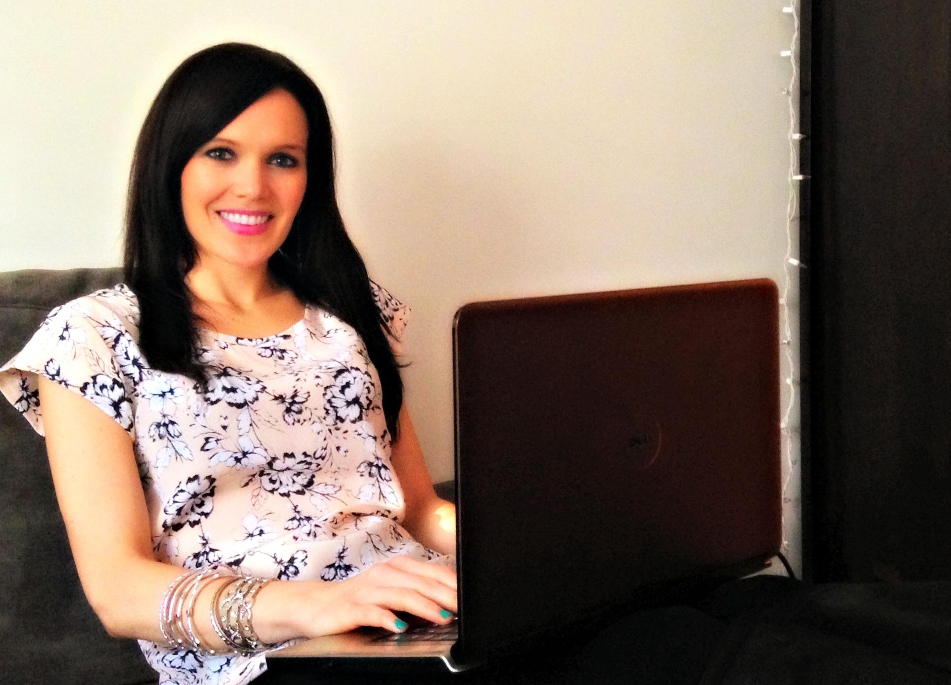 The virtual blog tour and why I write