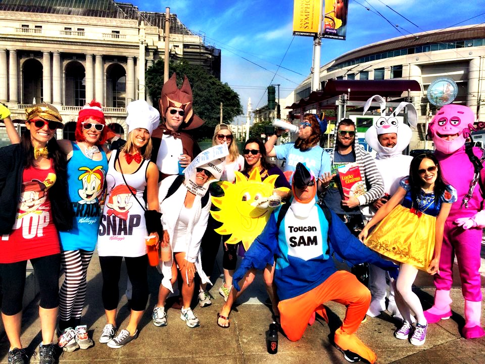 The Bay to Breakers experience
