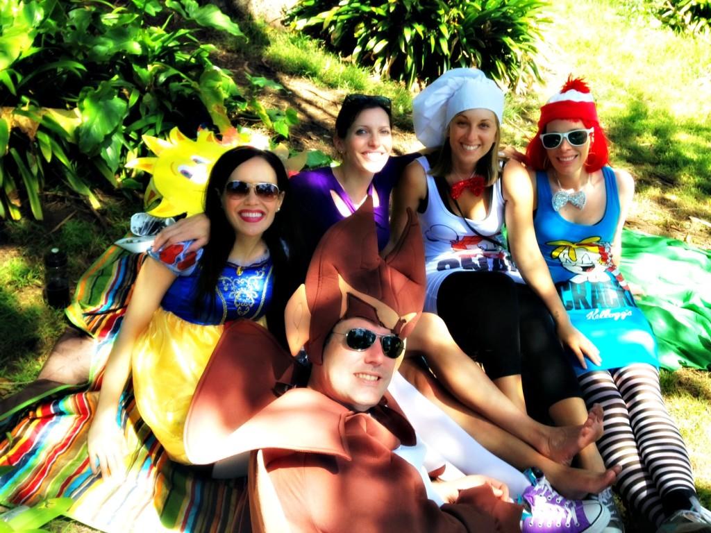 b2b picnic