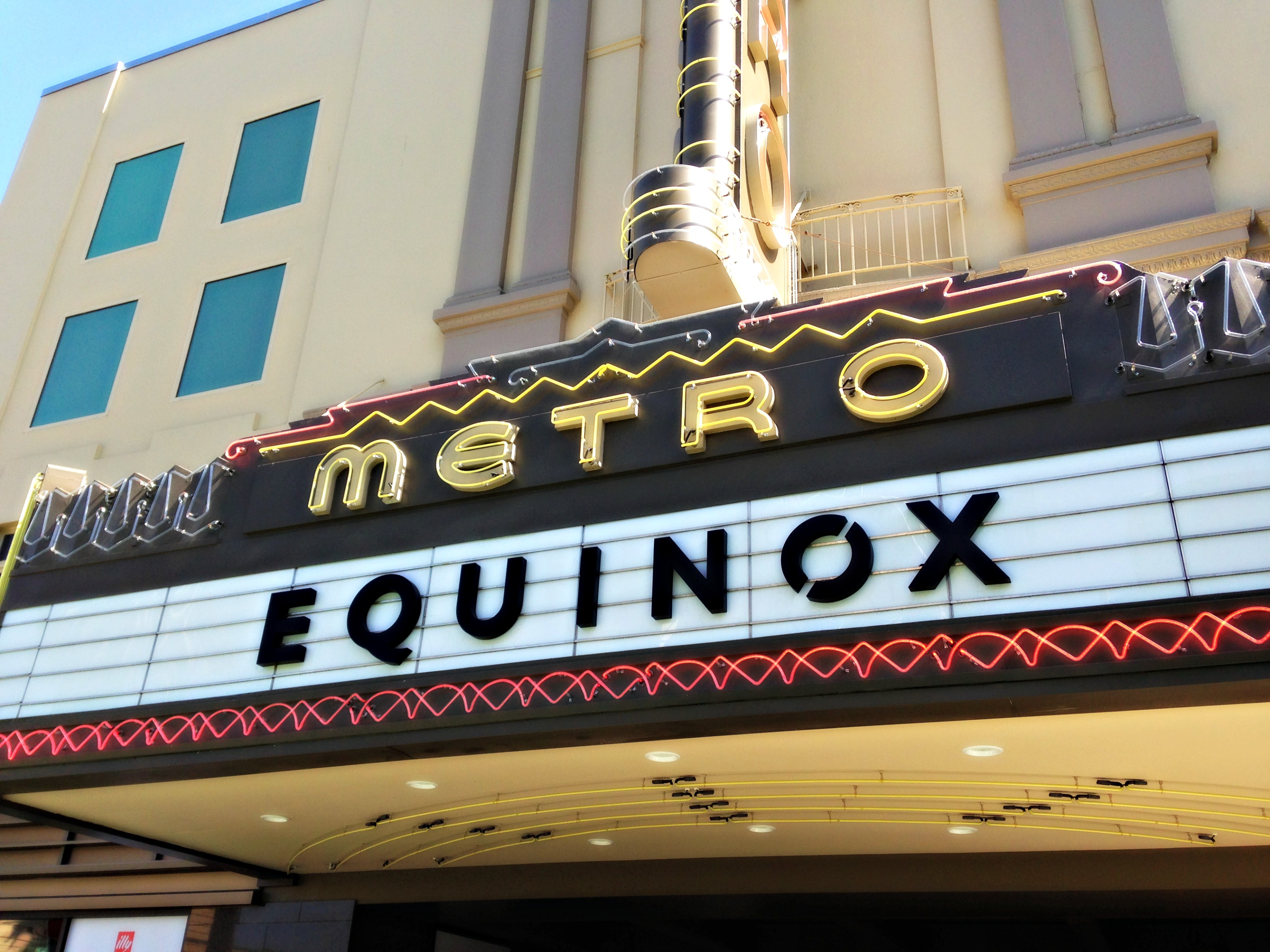 Equinox marquee