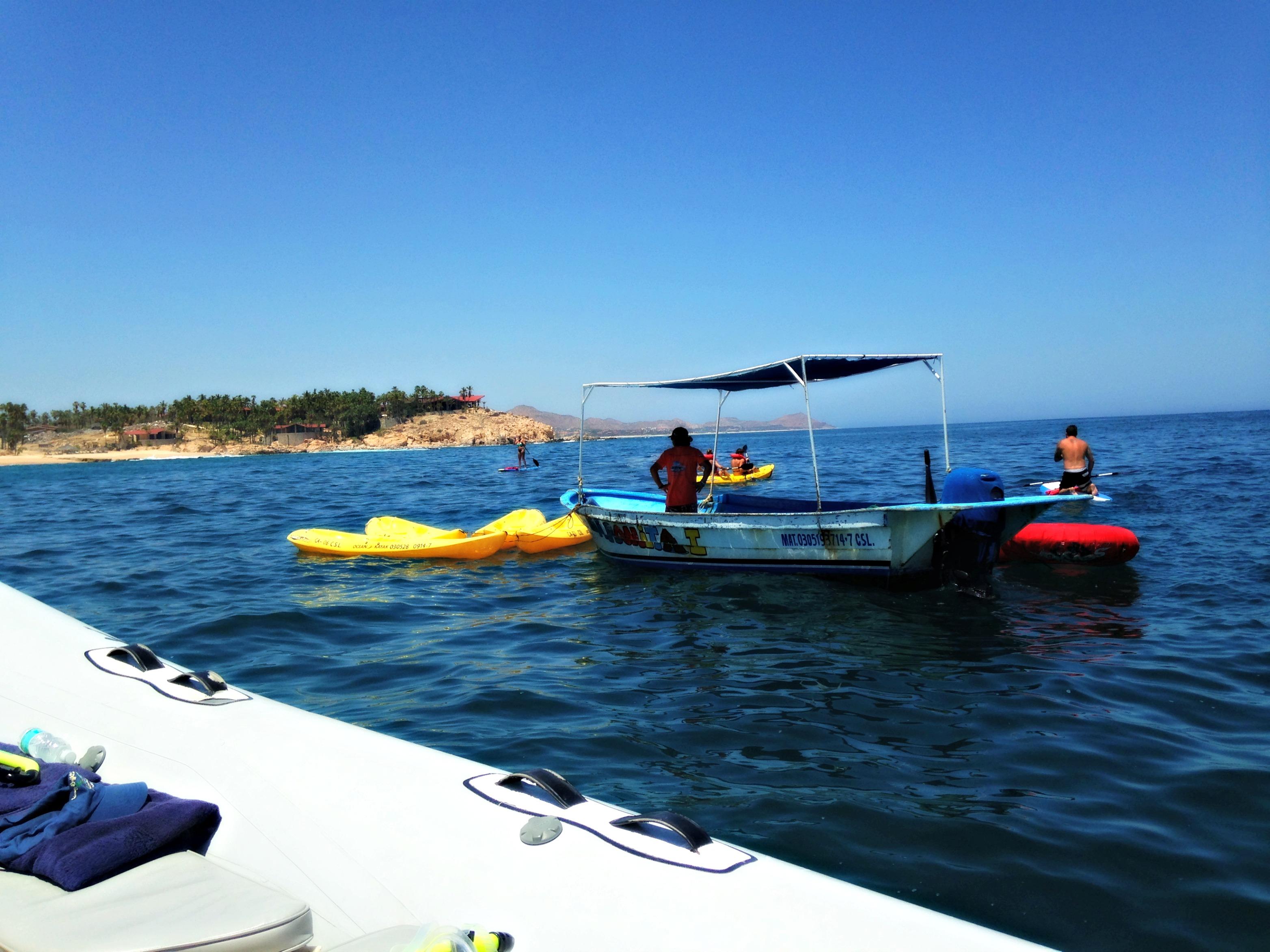 PB Cabo Adventures activities
