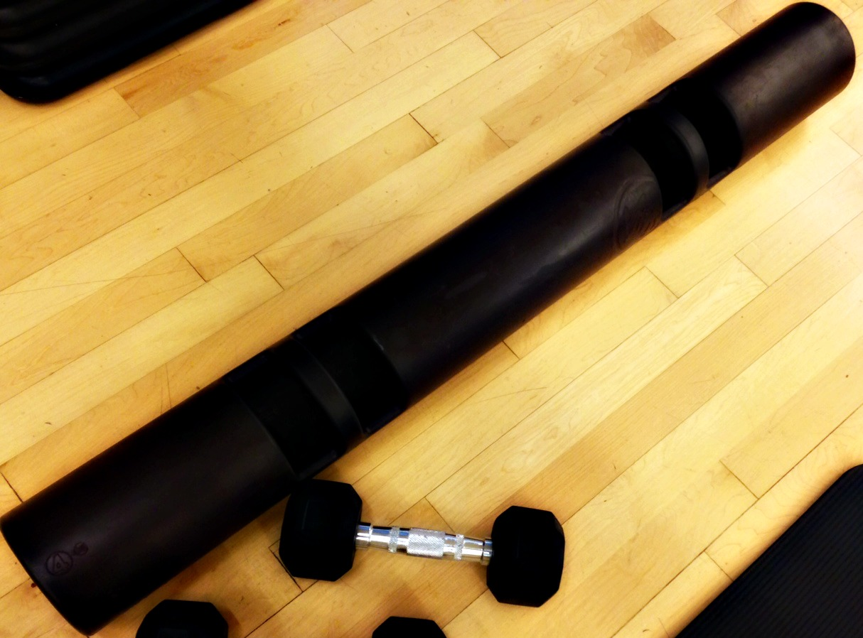 My weekly workouts and the ViPR