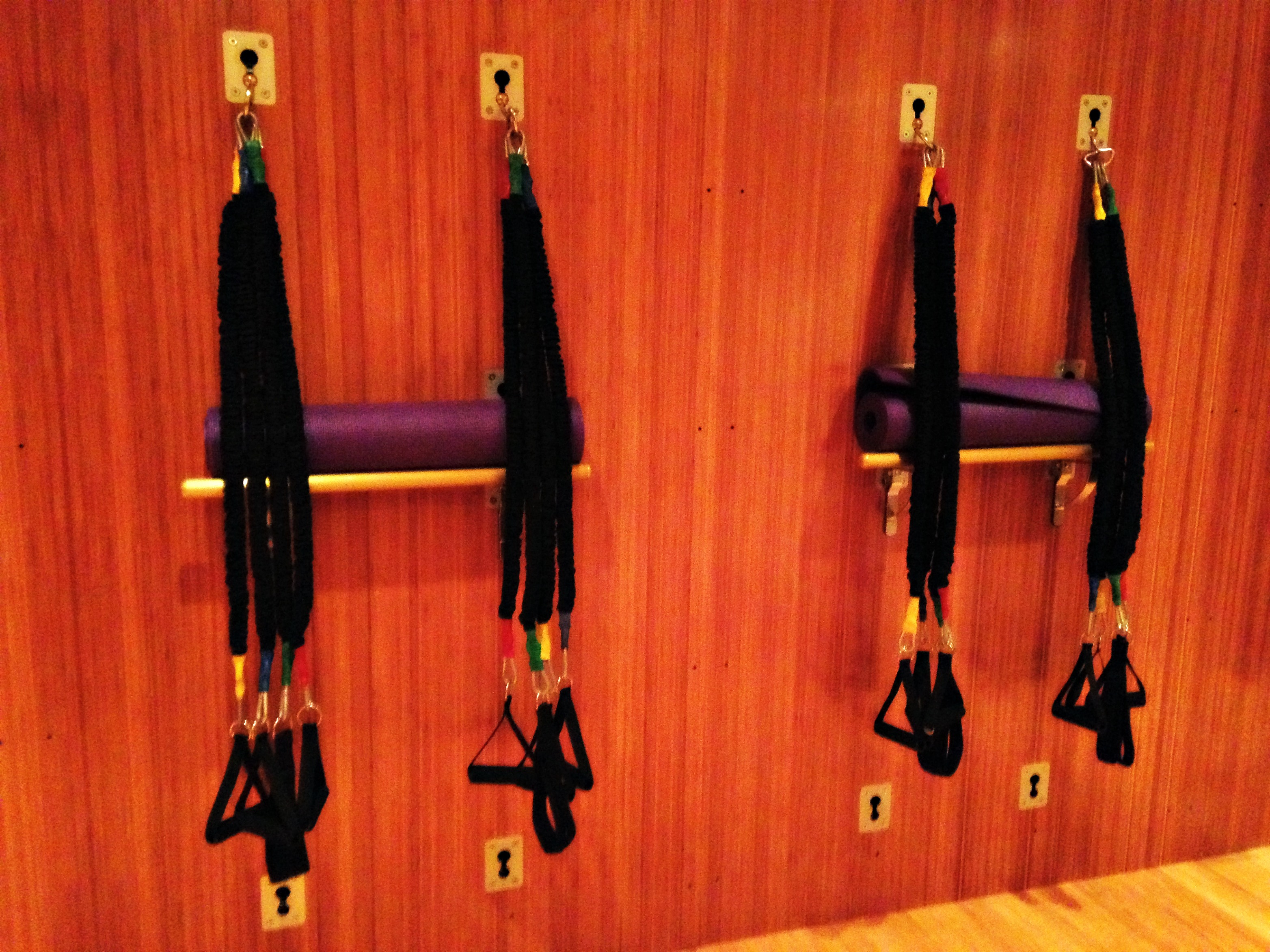 Elevate Group Fitness equipment