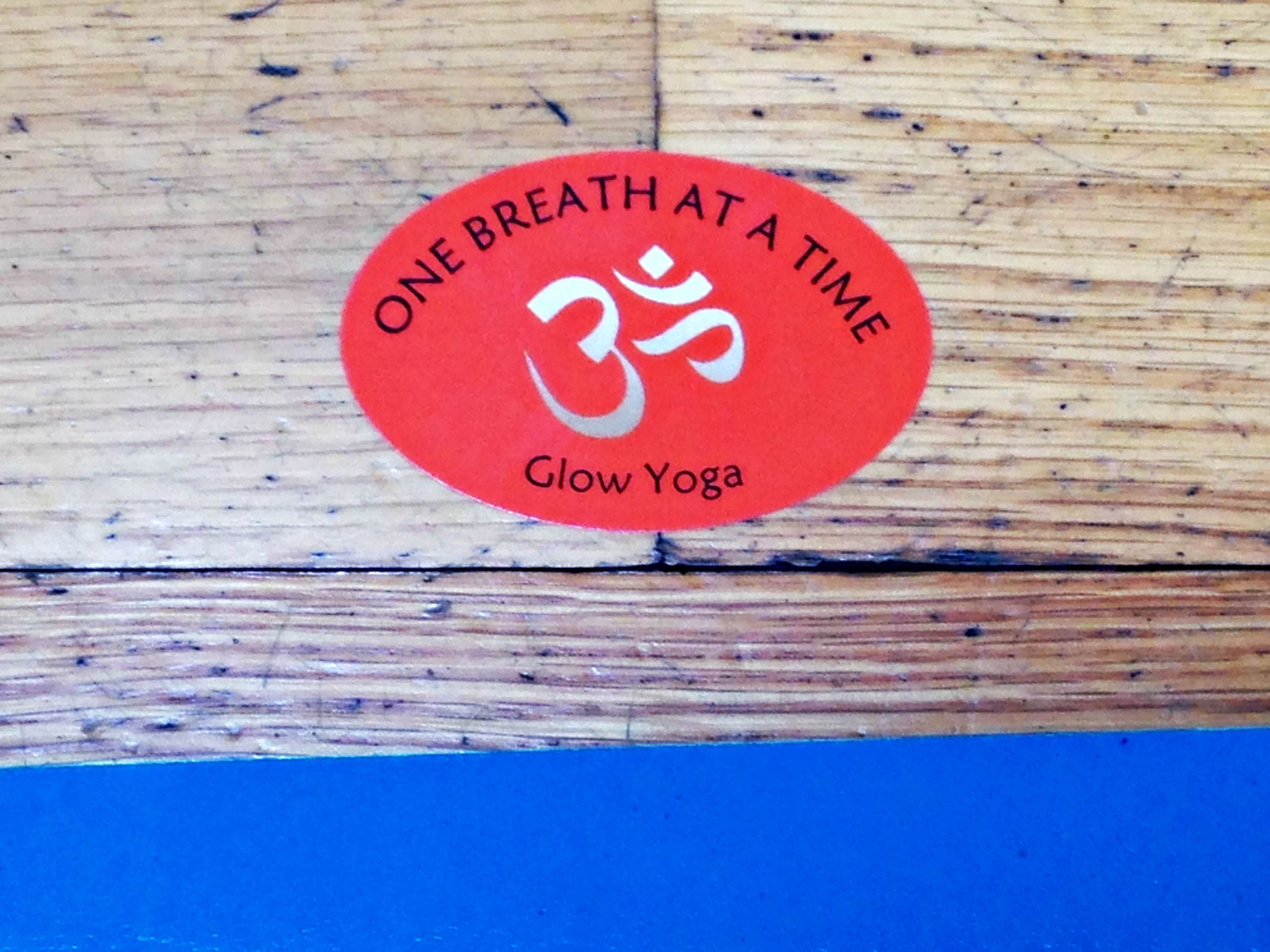 Glow Yoga Breathe