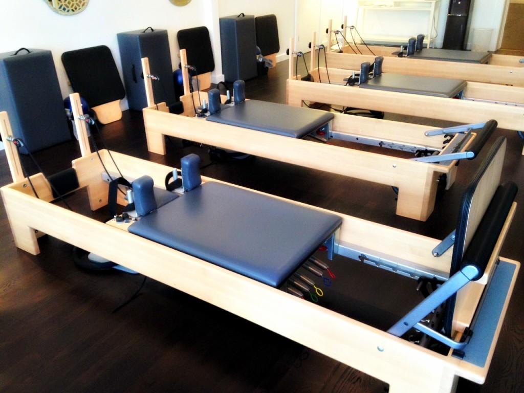 MINT Pilates Reformer