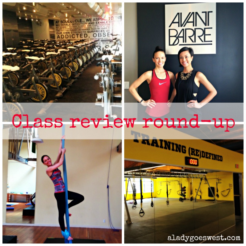 Fitness and class review round-up