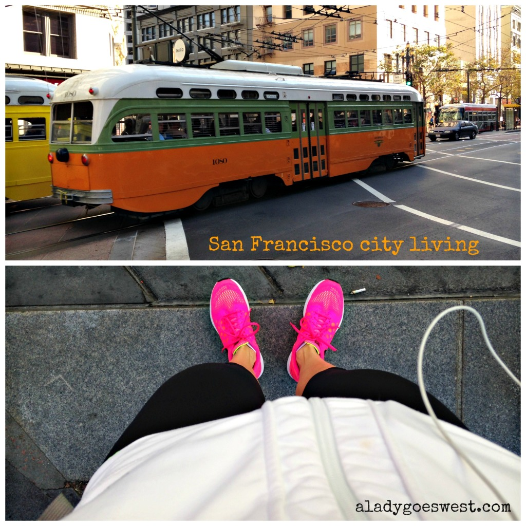 San Francisco city living via A Lady Goes WestSan Francisco city living via A Lady Goes West