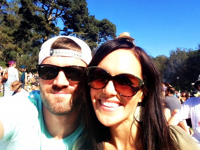 Hardly Strictly Bluegrass Festival in SF