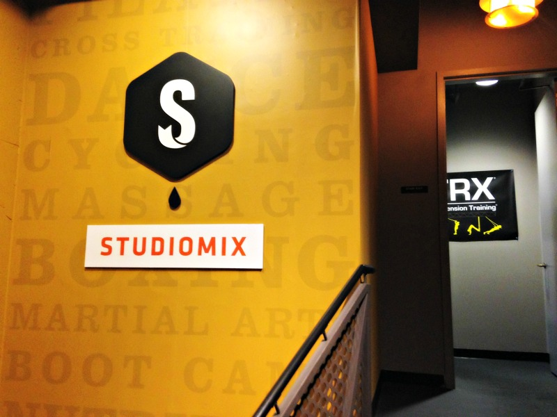 StudioMix entrance