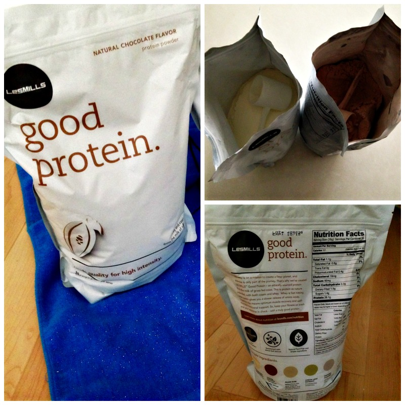 Les Mills Good Protein via A Lady Goes West