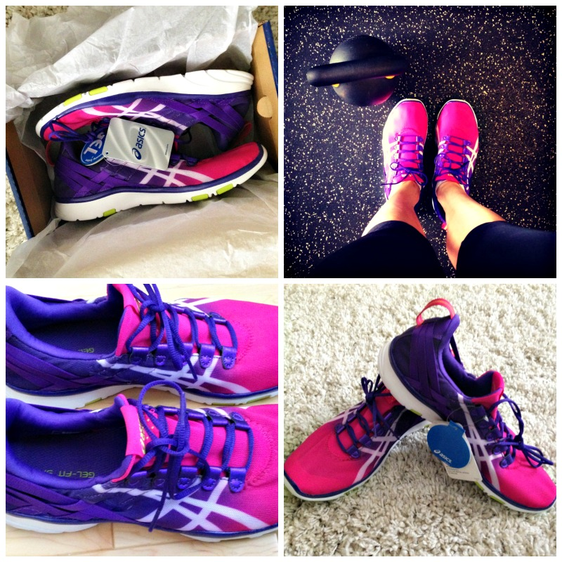 ASICS sneaker review and a full-body workout