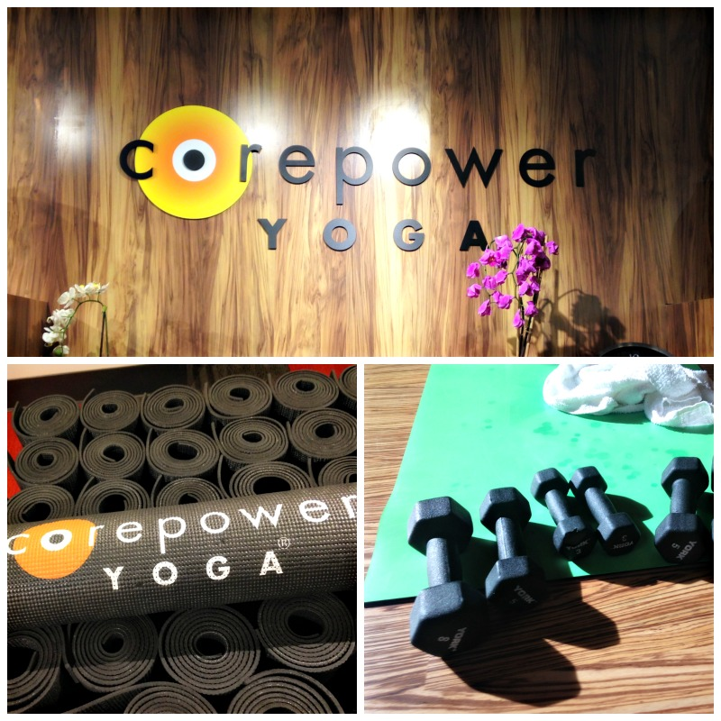 Class review: CorePower Yoga is hot, hot, hot