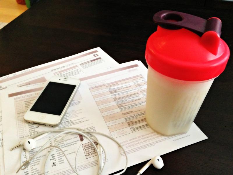 Protein shake 1.5.15