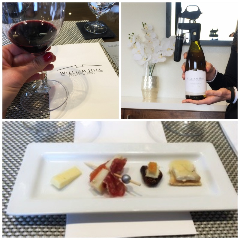 William Hill Estate Winery Collector's Experience via A Lady Goes West