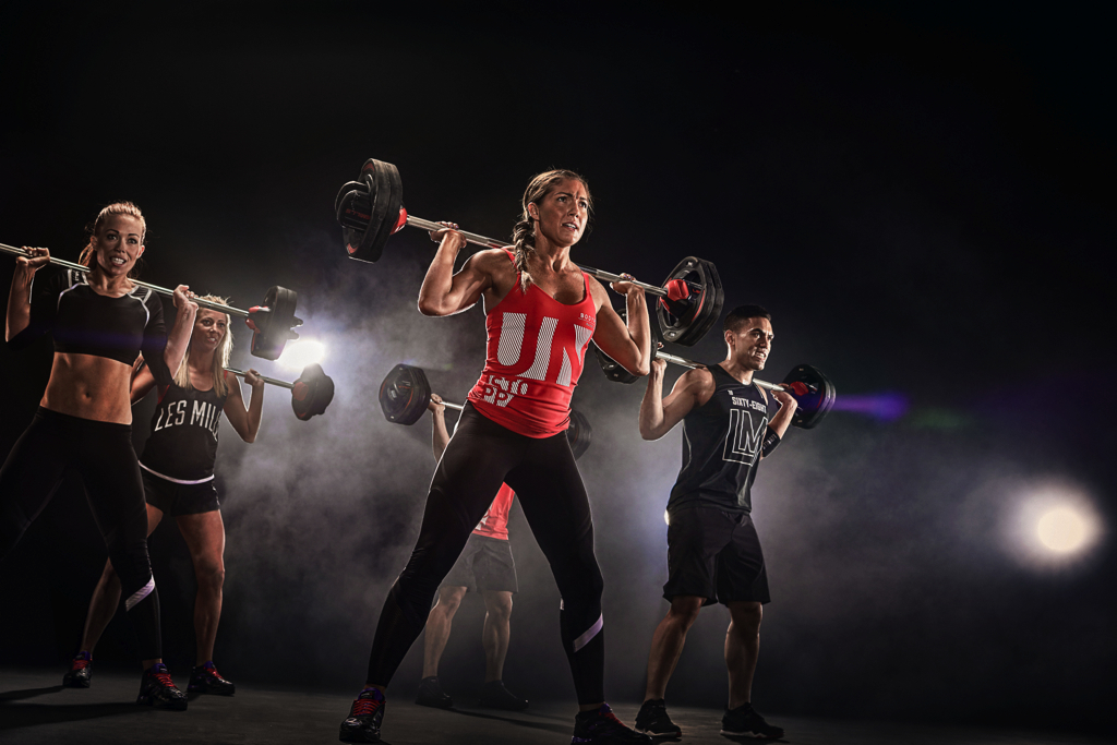 Win a ticket to a Les Mills event near you