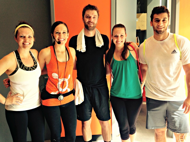 Orangetheory Fitness Saturday class
