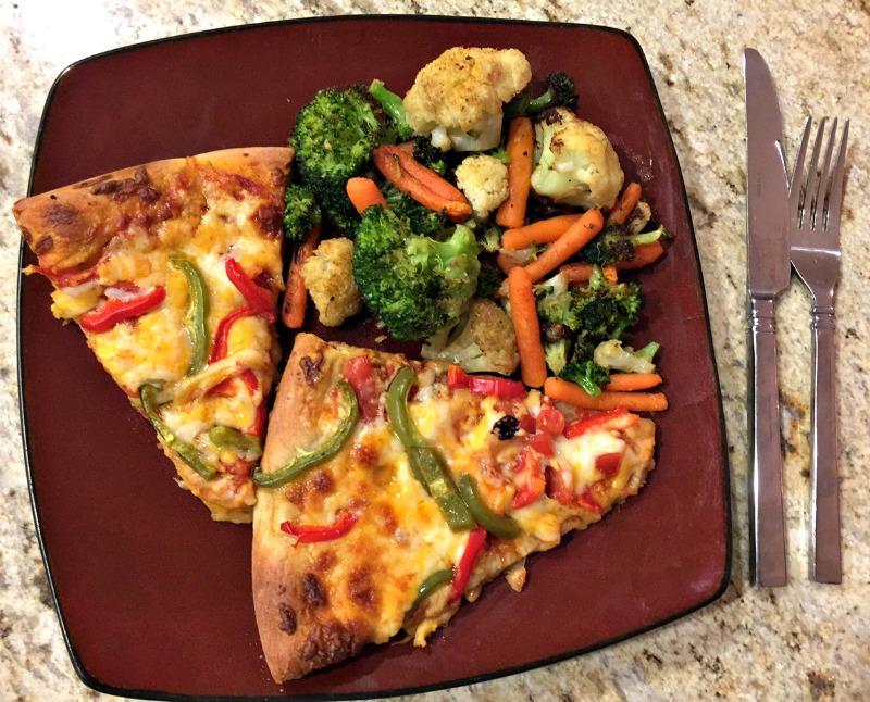 Pizza dinner 5.4