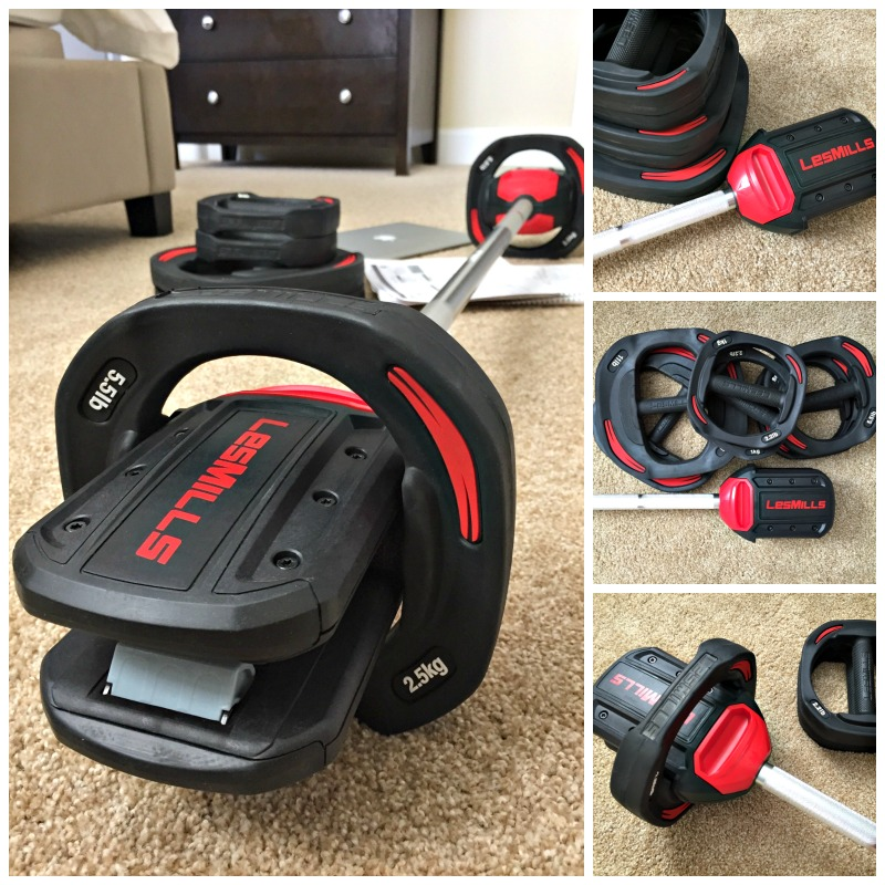 The Les Mills SMARTBAR on Friday Favorites by A Lady Goes West blog