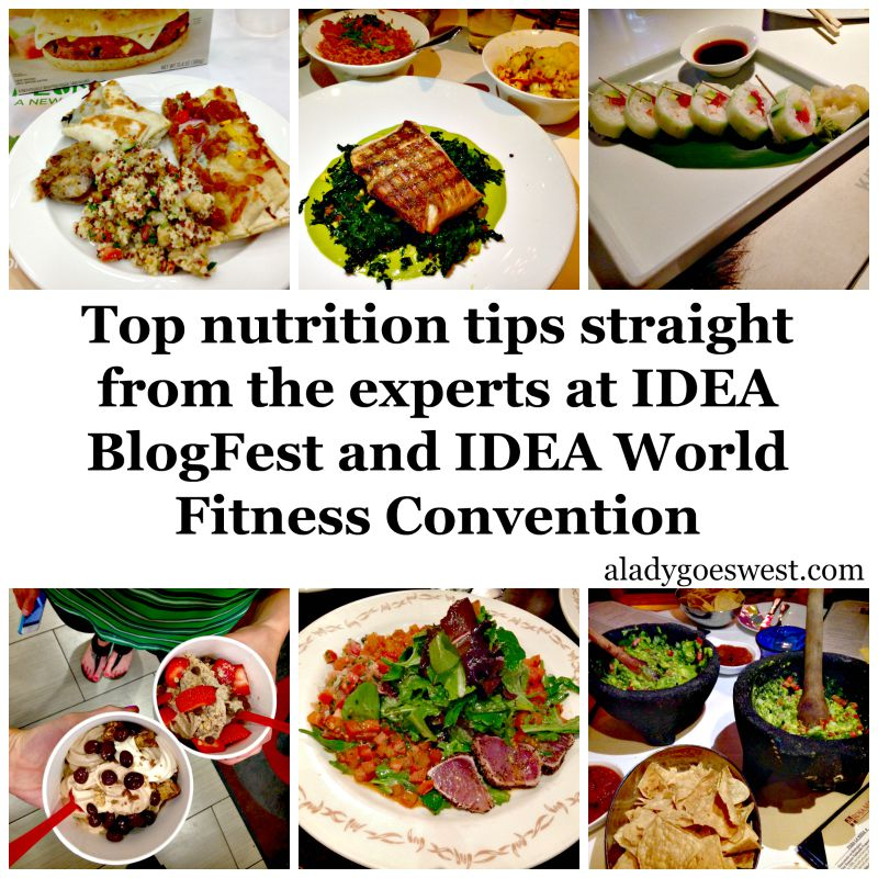 Top nutrition tips straight from the experts