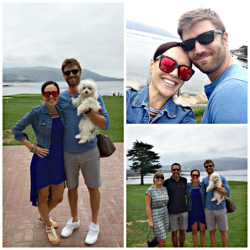 Visiting Pebble Beach Resort via A Lady Goes West blog