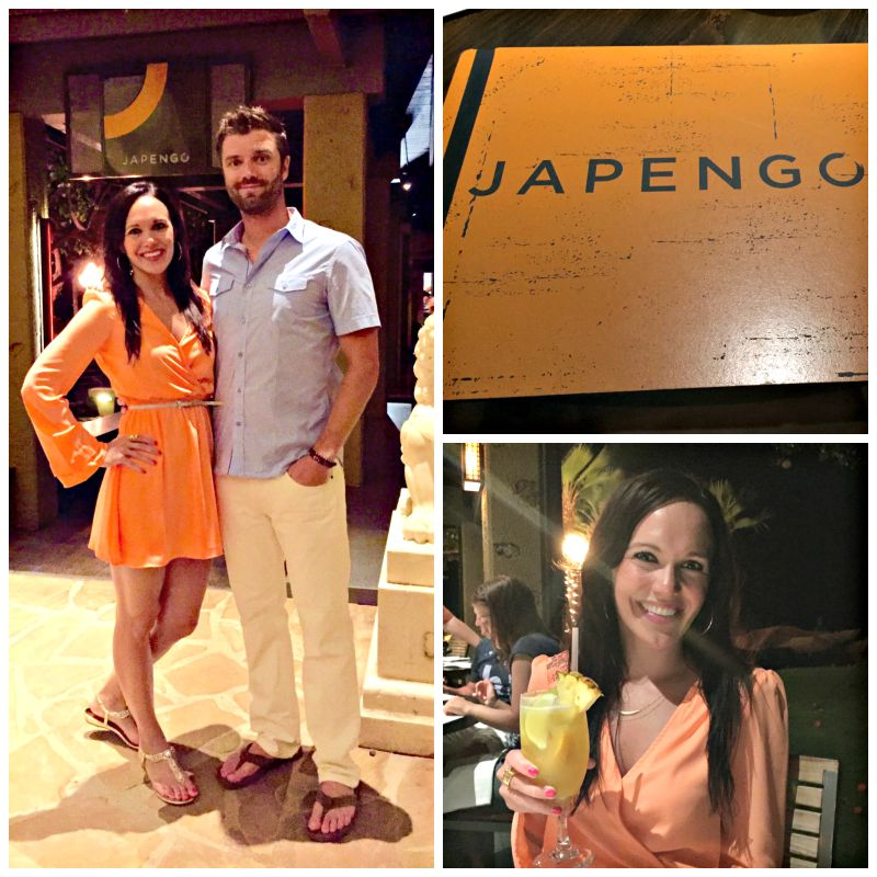 Dinner at Japengo in Maui via A Lady Goes West blog