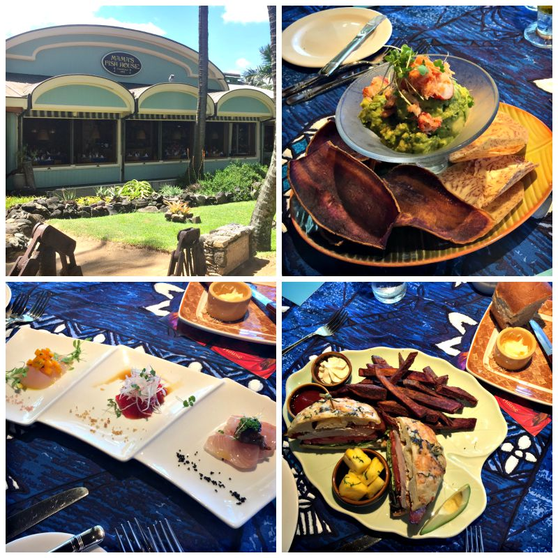 Mama's Fish House in Maui via A Lady Goes West