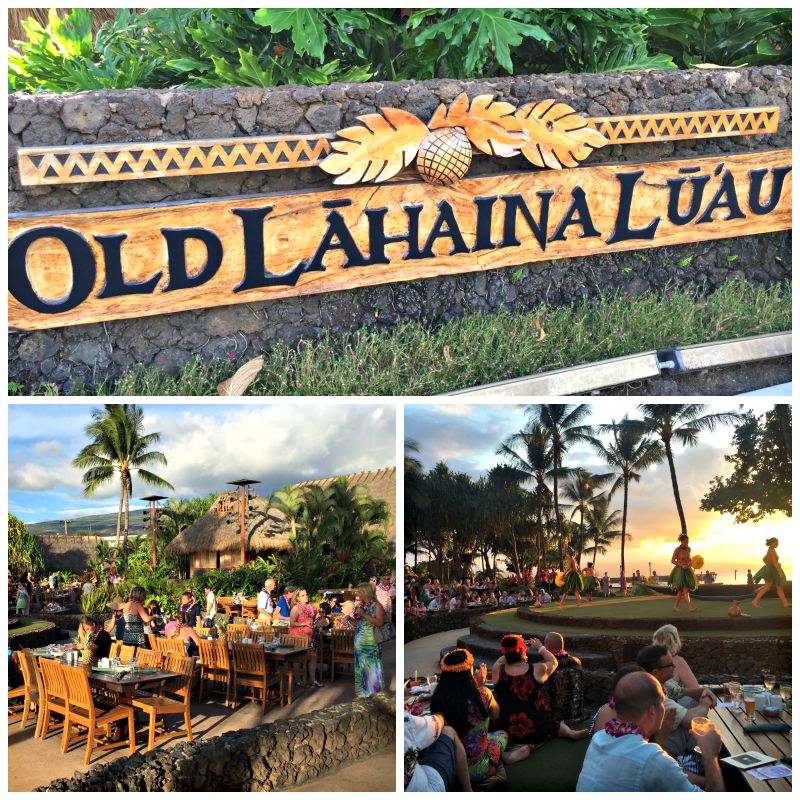 Old Lahaina Lua via A Lady Goes West blog