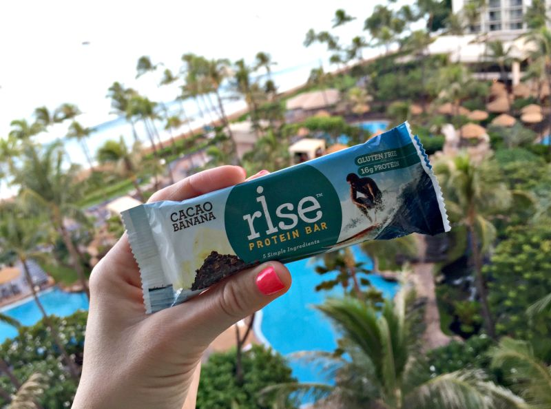 Rise Bar giveaway via A Lady Goes West