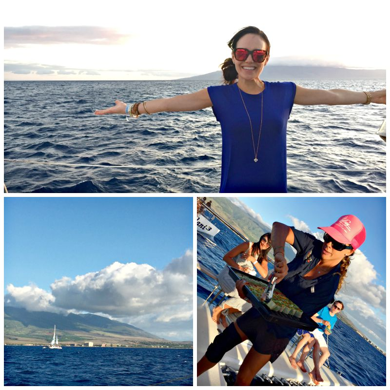 Sail Trilogy cruise via A Lady Goes West blog