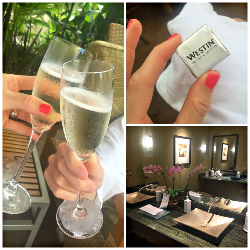 Spa Helani at The Westin Villas via A Lady Goes West