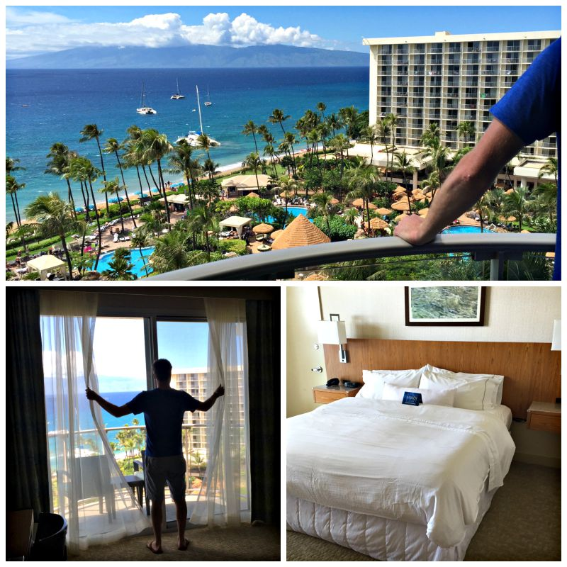 The Westin Maui resort via A Lady Goes West blog