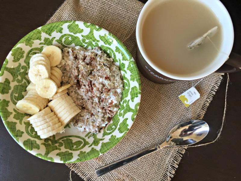 WIAW - oats for breakfast on sunday