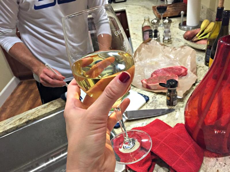 WIAW - white wine on sunday