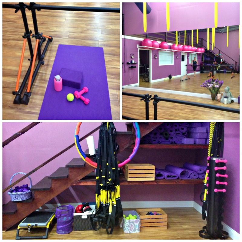Yoga Treat studio in Concord via A Lady Goes West