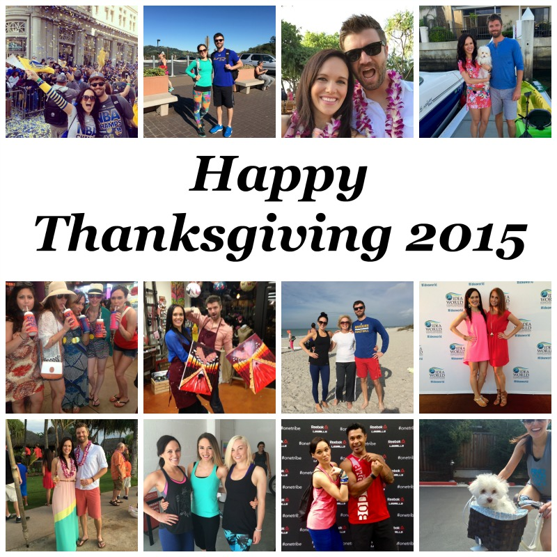 Happy Thanksgiving 2015 via A Lady Goes West