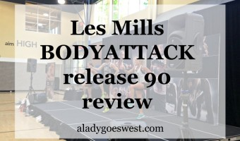 Les Mills BODYATTACK 90 group fitness review