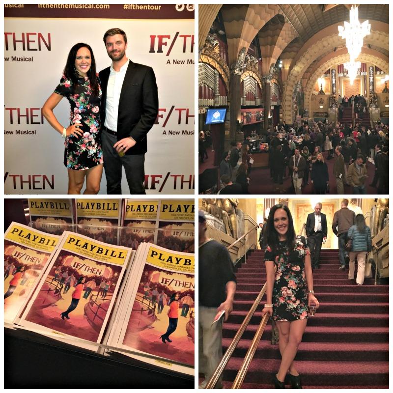 IfThen Musical in LA via A Lady Goes West