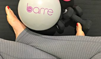 Class review: FlyBarre makes you burn