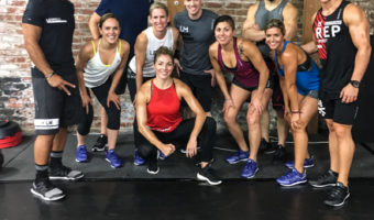 Favorite things: Les Mills video shoot, Must Have box, food and more