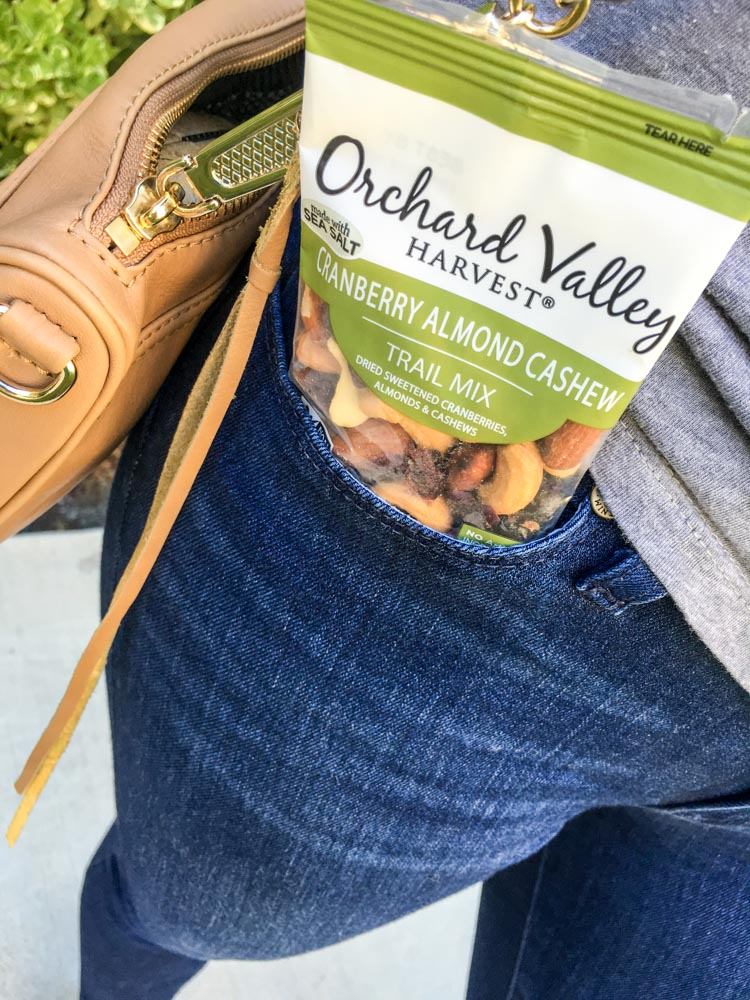 Orchard Valley Harvest snacks on the go by A Lady Goes West