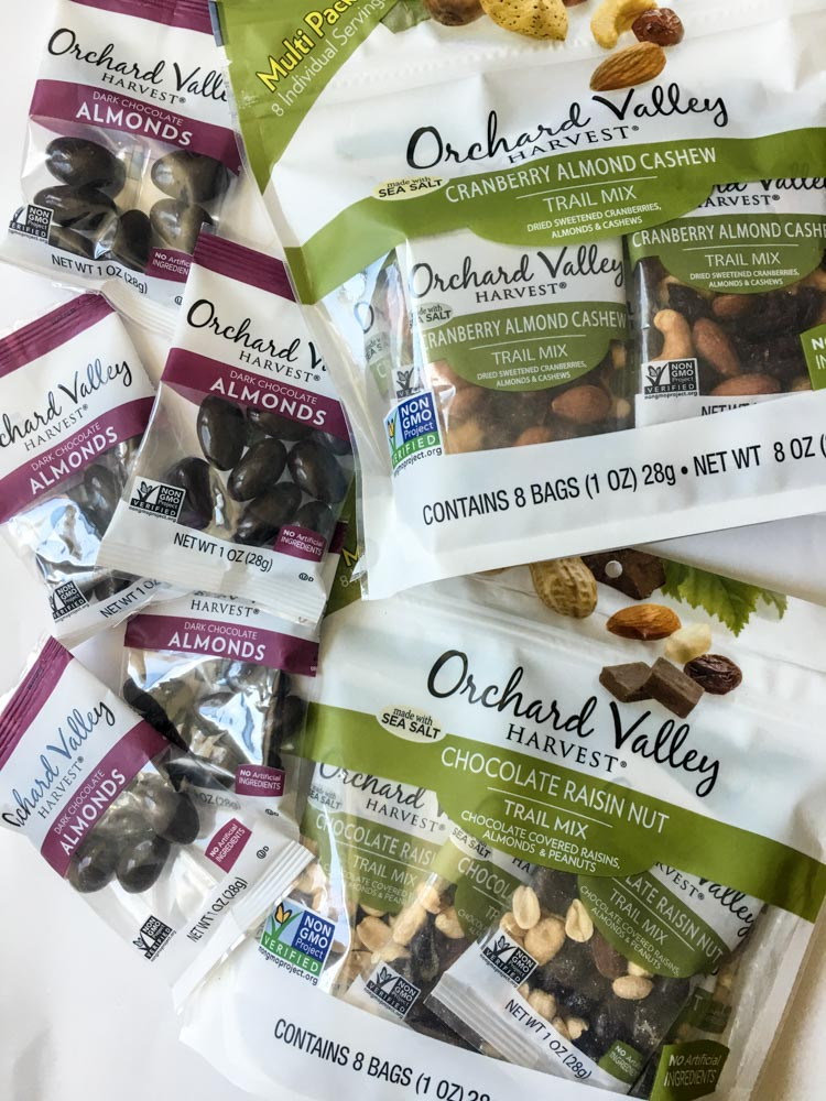 Orchard Valley snacks and a giveaway A Lady Goes West