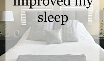 "Five ways I've improved my sleep based on tips from the book ""Sleep Smarter"""