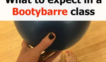 Class review: The Bootybarre workout