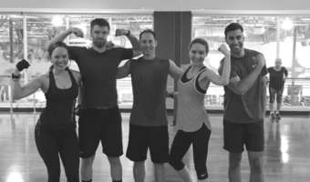 Six tips for taking your first group fitness class