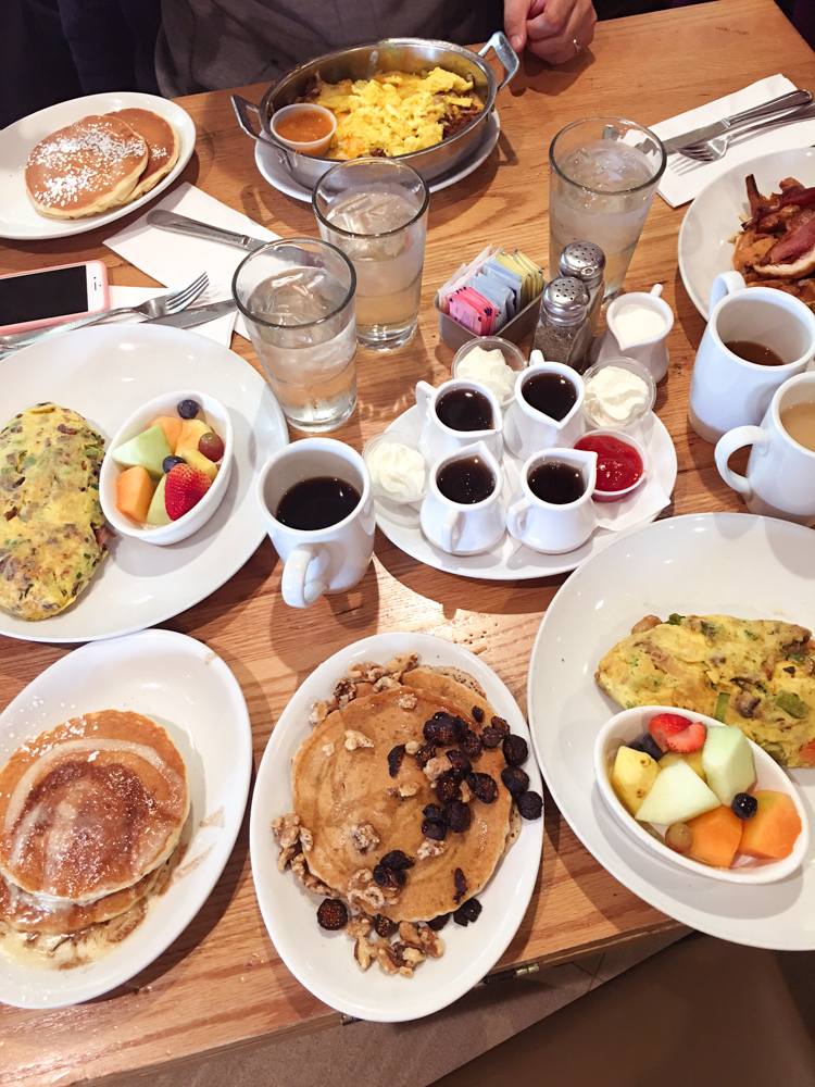 Brunch at Wildberry Chicago by A Lady Goes West