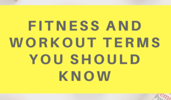 Fitness and workout terms you should know