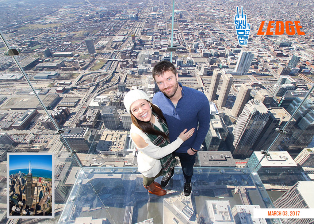 Skydeck Chicago by A Lady Goes West
