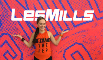 Les Mills Super Q in San Jose, the weekend and my weekly workouts