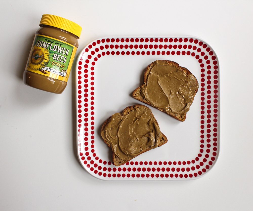 Sunflower seed spread favorite by A Lady Goes West